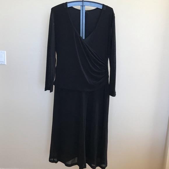 Karen Kane Dresses & Skirts - Plus Size Karen Kane MIDI Dress